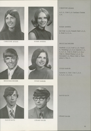 Page 15, 1972 Edition, Mayville High School - Rocket Yearbook (Mayville, WI) online yearbook collection