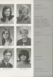 Page 17, 1972 Edition, Mayville High School - Rocket Yearbook (Mayville, WI) online yearbook collection