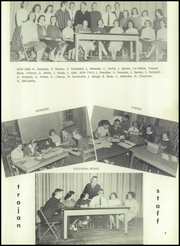 Page 11, 1958 Edition, East Troy High School - Trojan Yearbook (East Troy, WI) online yearbook collection