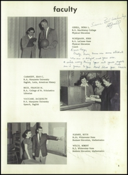 Page 13, 1958 Edition, East Troy High School - Trojan Yearbook (East Troy, WI) online yearbook collection