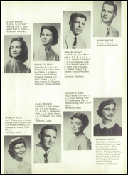 Page 17, 1958 Edition, East Troy High School - Trojan Yearbook (East Troy, WI) online yearbook collection