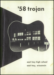 Page 9, 1958 Edition, East Troy High School - Trojan Yearbook (East Troy, WI) online yearbook collection