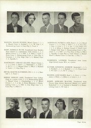Page 11, 1955 Edition, Whitewater High School - Aqualba Yearbook (Whitewater, WI) online yearbook collection