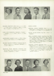 Page 12, 1955 Edition, Whitewater High School - Aqualba Yearbook (Whitewater, WI) online yearbook collection