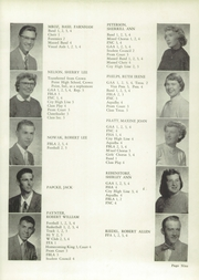 Page 13, 1955 Edition, Whitewater High School - Aqualba Yearbook (Whitewater, WI) online yearbook collection