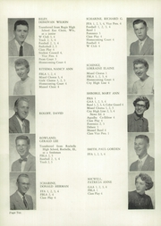 Page 14, 1955 Edition, Whitewater High School - Aqualba Yearbook (Whitewater, WI) online yearbook collection