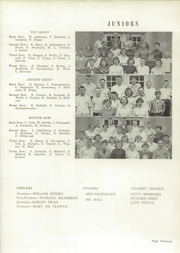 Page 17, 1955 Edition, Whitewater High School - Aqualba Yearbook (Whitewater, WI) online yearbook collection