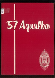 Page 1, 1957 Edition, Whitewater High School - Aqualba Yearbook (Whitewater, WI) online yearbook collection