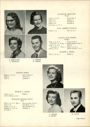 Page 15, 1957 Edition, Whitewater High School - Aqualba Yearbook (Whitewater, WI) online yearbook collection