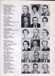 Page 11, 1962 Edition, Goodrich High School - Cardinal Yearbook (Fond Du Lac, WI) online yearbook collection