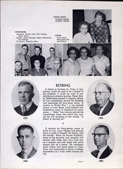 Page 13, 1962 Edition, Goodrich High School - Cardinal Yearbook (Fond Du Lac, WI) online yearbook collection