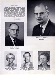 Page 9, 1962 Edition, Goodrich High School - Cardinal Yearbook (Fond Du Lac, WI) online yearbook collection