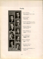 Page 16, 1932 Edition, Watertown High School - Orbit Yearbook (Watertown, WI) online yearbook collection