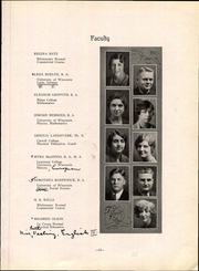 Page 17, 1932 Edition, Watertown High School - Orbit Yearbook (Watertown, WI) online yearbook collection
