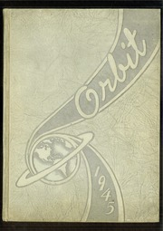 Page 1, 1945 Edition, Watertown High School - Orbit Yearbook (Watertown, WI) online yearbook collection