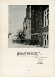 Page 10, 1945 Edition, Watertown High School - Orbit Yearbook (Watertown, WI) online yearbook collection