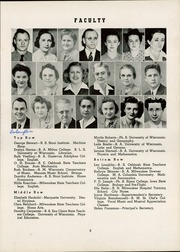 Page 13, 1945 Edition, Watertown High School - Orbit Yearbook (Watertown, WI) online yearbook collection
