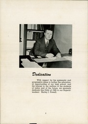 Page 6, 1945 Edition, Watertown High School - Orbit Yearbook (Watertown, WI) online yearbook collection