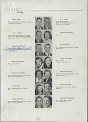 Page 11, 1948 Edition, Watertown High School - Orbit Yearbook (Watertown, WI) online yearbook collection