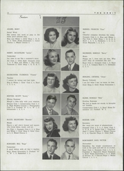 Page 14, 1948 Edition, Watertown High School - Orbit Yearbook (Watertown, WI) online yearbook collection