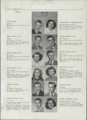 Page 15, 1948 Edition, Watertown High School - Orbit Yearbook (Watertown, WI) online yearbook collection