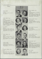 Page 17, 1948 Edition, Watertown High School - Orbit Yearbook (Watertown, WI) online yearbook collection