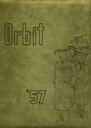 1957 Edition, Watertown High School - Orbit Yearbook (Watertown, WI)