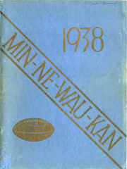 1938 Edition, Baraboo High School - Minnewaukan Yearbook (Baraboo, WI)