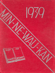 1939 Edition, Baraboo High School - Minnewaukan Yearbook (Baraboo, WI)
