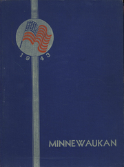 1943 Edition, Baraboo High School - Minnewaukan Yearbook (Baraboo, WI)