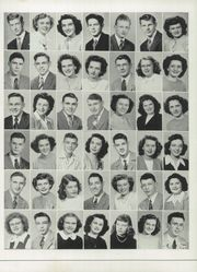 Page 12, 1947 Edition, Baraboo High School - Minnewaukan Yearbook (Baraboo, WI) online yearbook collection