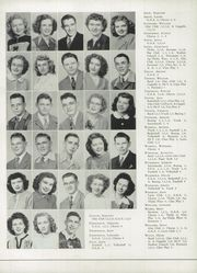 Page 16, 1947 Edition, Baraboo High School - Minnewaukan Yearbook (Baraboo, WI) online yearbook collection
