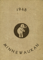 1948 Edition, Baraboo High School - Minnewaukan Yearbook (Baraboo, WI)