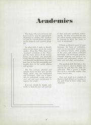 Page 12, 1949 Edition, Baraboo High School - Minnewaukan Yearbook (Baraboo, WI) online yearbook collection