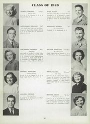 Page 14, 1949 Edition, Baraboo High School - Minnewaukan Yearbook (Baraboo, WI) online yearbook collection