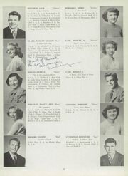 Page 15, 1949 Edition, Baraboo High School - Minnewaukan Yearbook (Baraboo, WI) online yearbook collection