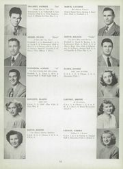 Page 16, 1949 Edition, Baraboo High School - Minnewaukan Yearbook (Baraboo, WI) online yearbook collection