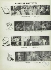 Page 6, 1949 Edition, Baraboo High School - Minnewaukan Yearbook (Baraboo, WI) online yearbook collection