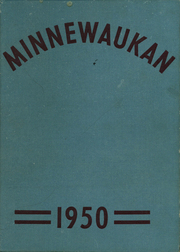 1950 Edition, Baraboo High School - Minnewaukan Yearbook (Baraboo, WI)