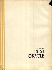 Page 7, 1931 Edition, Bay View High School - Oracle Yearbook (Milwaukee, WI) online yearbook collection