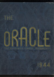Page 1, 1944 Edition, Bay View High School - Oracle Yearbook (Milwaukee, WI) online yearbook collection