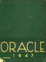Page 1, 1947 Edition, Bay View High School - Oracle Yearbook (Milwaukee, WI) online yearbook collection