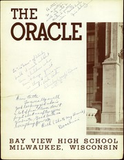 Page 8, 1947 Edition, Bay View High School - Oracle Yearbook (Milwaukee, WI) online yearbook collection