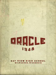 Page 1, 1948 Edition, Bay View High School - Oracle Yearbook (Milwaukee, WI) online yearbook collection