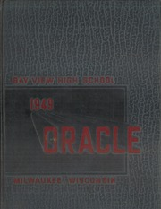 Page 1, 1949 Edition, Bay View High School - Oracle Yearbook (Milwaukee, WI) online yearbook collection