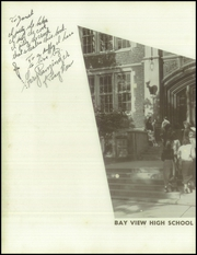 Page 8, 1951 Edition, Bay View High School - Oracle Yearbook (Milwaukee, WI) online yearbook collection