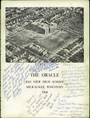 Page 5, 1968 Edition, Bay View High School - Oracle Yearbook (Milwaukee, WI) online yearbook collection