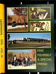 1975 Edition, Case High School - Hesperian Yearbook (Racine, WI)