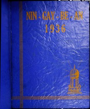 1936 Edition, West High School - Westward Ho Yearbook (Madison, WI)