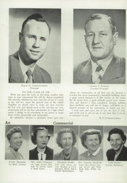 Page 10, 1950 Edition, West High School - Westward Ho Yearbook (Madison, WI) online yearbook collection